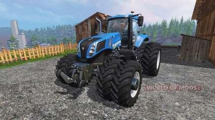 New Holland T8.435 v3.0 для Farming Simulator 2015