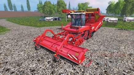 Grimme Tectron 415 [wide] v1.1 для Farming Simulator 2015