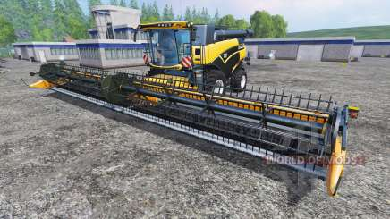 Caterpillar Lexion 590R для Farming Simulator 2015