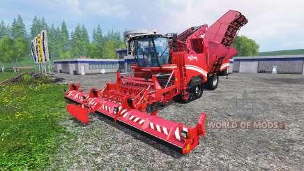 Grimme Maxtron 620 v1.2 для Farming Simulator 2015