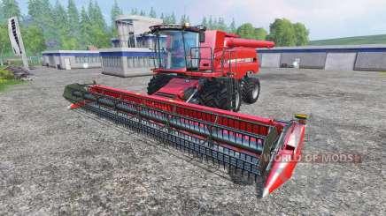 Case IH Axial Flow 9230 [twin wheels] v1.1 для Farming Simulator 2015