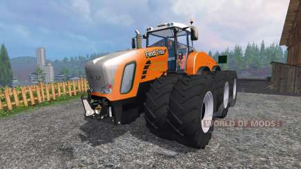 Fendt TriSix Vario double wheels v2.0 для Farming Simulator 2015