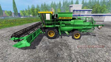 Дон-1500Б v2.0 для Farming Simulator 2015