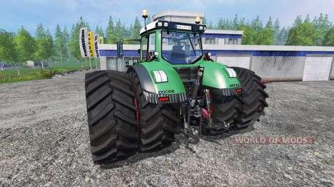 Fendt 1050 Vario [grip] v4.0 для Farming Simulator 2015