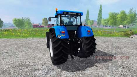 New Holland T7550 v4.0 для Farming Simulator 2015