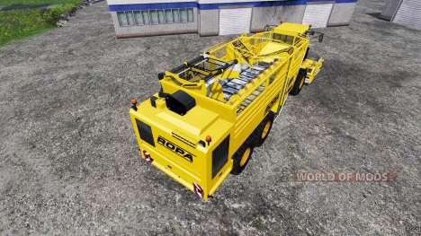ROPA euro-Tiger V8-3 XL v1.1 для Farming Simulator 2015