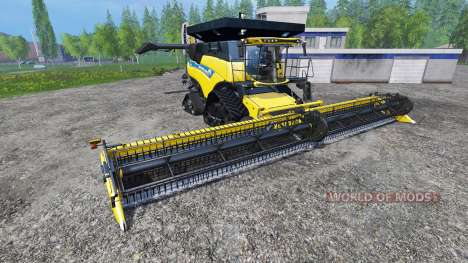 New Holland CR10.90 v3.2 для Farming Simulator 2015