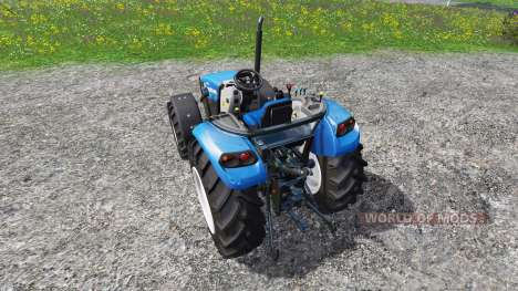 New Holland T4.75 [no roof] для Farming Simulator 2015