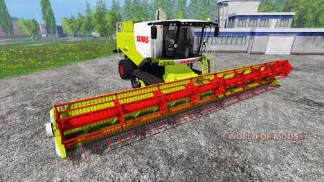 CLAAS Lexion 770TT для Farming Simulator 2015