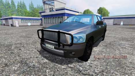 Dodge Ram Service v1.0 для Farming Simulator 2015