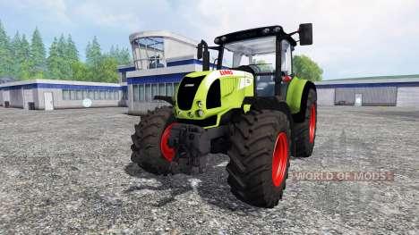 CLAAS Arion 620 для Farming Simulator 2015