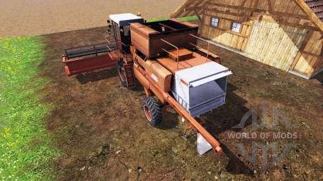Дон-1500А [pack] для Farming Simulator 2015