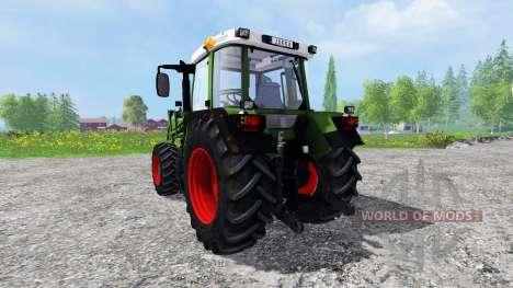 Fendt 380 GTA Turbo для Farming Simulator 2015