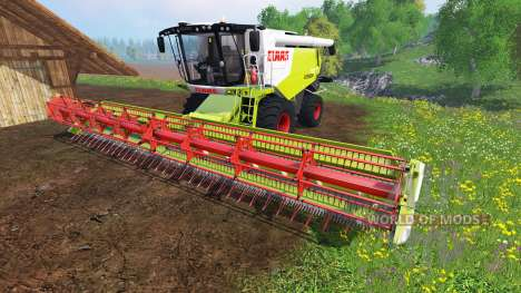 CLAAS Lexion 750 v1.3 для Farming Simulator 2015