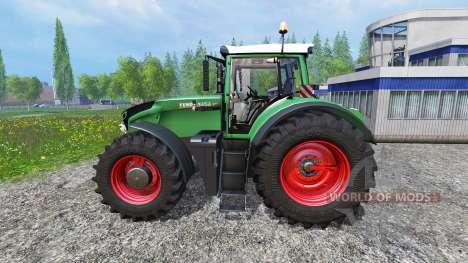 Fendt 1050 Vario [grip] для Farming Simulator 2015