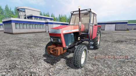 Ursus 1222 для Farming Simulator 2015