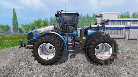 New Holland T9.560 DuelWheel v3.0.1 для Farming Simulator 2015