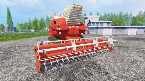 СК-6 Колос v1.0 для Farming Simulator 2015