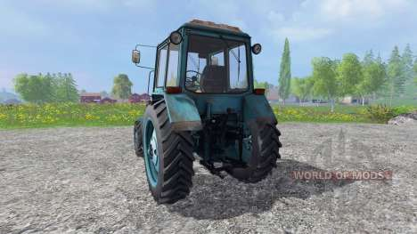 МТЗ-102 для Farming Simulator 2015