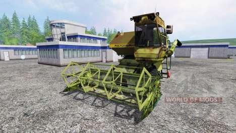 СК-5 Нива v2.0a для Farming Simulator 2015