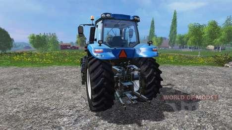 New Holland T8.435 v2.0 для Farming Simulator 2015
