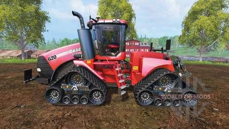 Case IH Quadtrac 620 v1.0 для Farming Simulator 2015