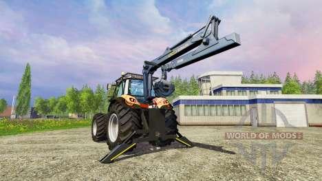 Deutz-Fahr Agrotron 7250 TTV [forestry] для Farming Simulator 2015