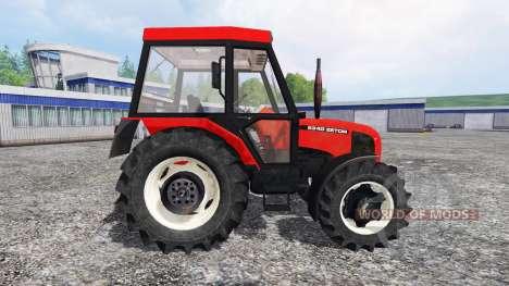 Zetor 5340 v2.0 для Farming Simulator 2015