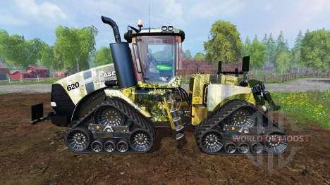 Case IH Quadtrac 620 v1.01 для Farming Simulator 2015