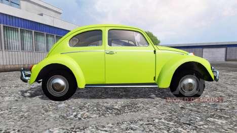 Volkswagen Beetle 1966 v1.1 для Farming Simulator 2015