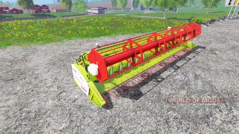 CLAAS Vario 900 для Farming Simulator 2015