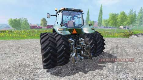 Case IH Magnum CVX 380 [forest] для Farming Simulator 2015