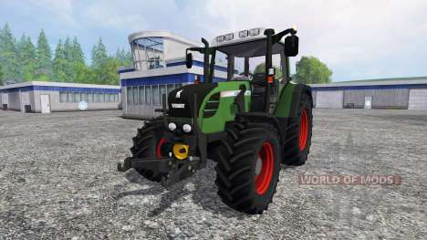 Fendt 312 Vario TMS v1.2 для Farming Simulator 2015