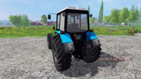 МТЗ-1221В Беларус для Farming Simulator 2015