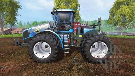 New Holland T9.670 DuelWheel v2.0.1 для Farming Simulator 2015
