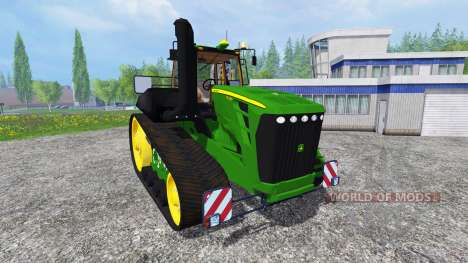 John Deere 9630T v2.0 для Farming Simulator 2015