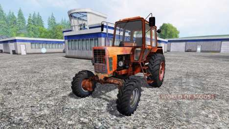 МТЗ-82Н для Farming Simulator 2015