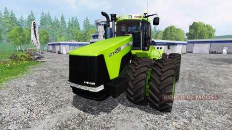 Case IH Steiger 450 STX для Farming Simulator 2015