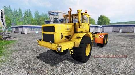 К-700А Кировец [custom] для Farming Simulator 2015