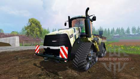 Case IH Quadtrac 620 v1.01 для Farming Simulator 2015