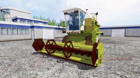 CLAAS Dominator 86 для Farming Simulator 2015