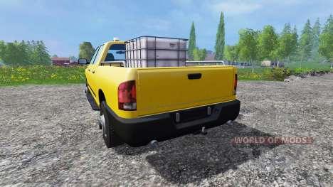 PickUp Service v1.2 для Farming Simulator 2015