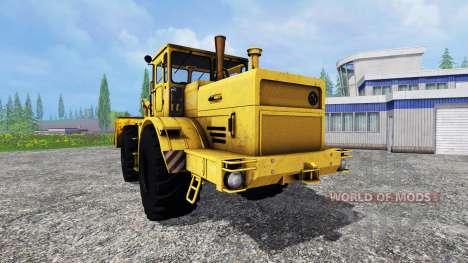 К-701 Кировец [pack] для Farming Simulator 2015