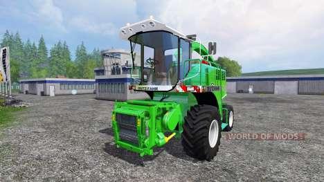Deutz-Fahr Gigant 400 для Farming Simulator 2015
