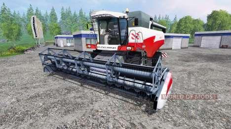 Акрос 530 v1.2 для Farming Simulator 2015