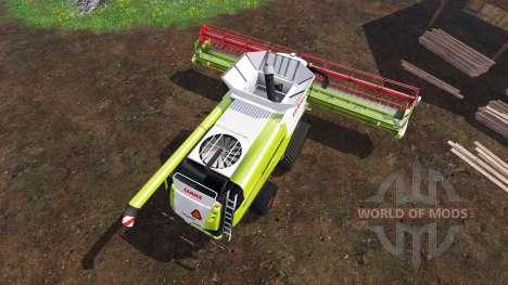 CLAAS Lexion 780TT v1.3 для Farming Simulator 2015