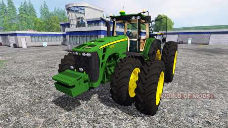 John Deere 8530 [USA] для Farming Simulator 2015