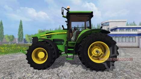 John Deere 7930 v3.6 для Farming Simulator 2015