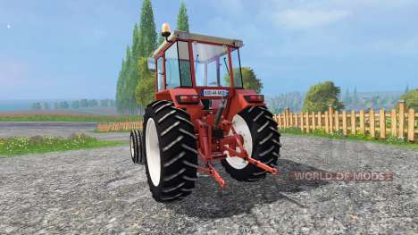 Renault 751 v0.9 для Farming Simulator 2015
