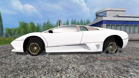 Lamborghini Murcielago LP640 [beta] для Farming Simulator 2015